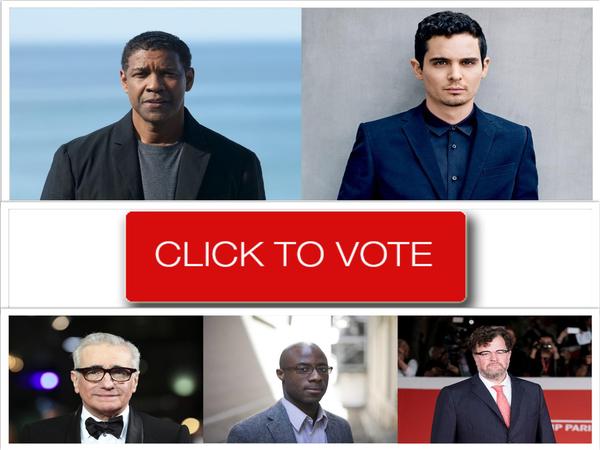 top directors in hollywood