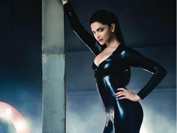 Deepika Padukone Latex