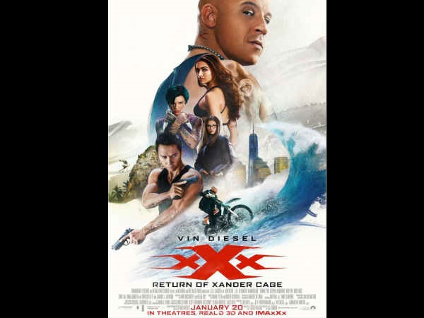'xXx: Return of Xander Cage' Clip - Vin Diesel vs Donnie Yen