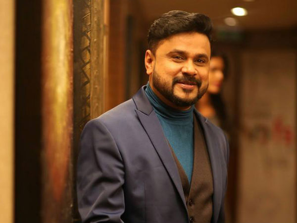 Dileep-Arun Gopi Project Gets A Title!