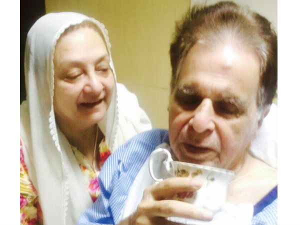 I Am Feeling Much Better Now, Your Prayers Are With Me: Dilip Kumar