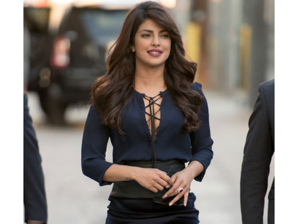 I Am Missing Bollywood! Says Priyanka Chopra