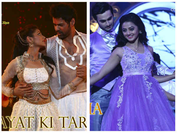 ITA Awards 2016: Sriti-Shabbir, Helly-Varun, Krystle-Karan & Others Burn The Dance Floor! (PICS)
