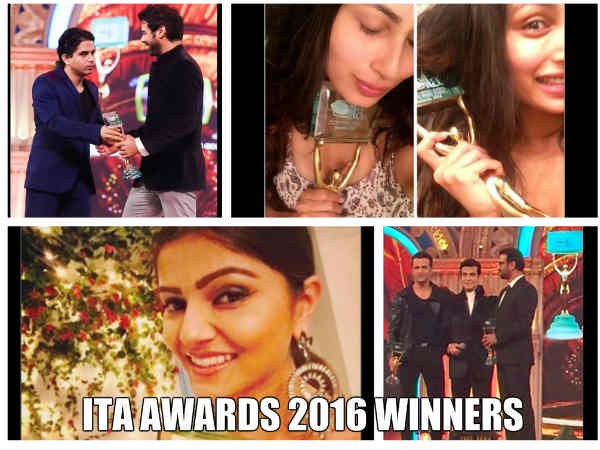 ITA Awards 2016 Complete Winners List: Mouni, Shabbir Bag Awards; Shakti Shines
