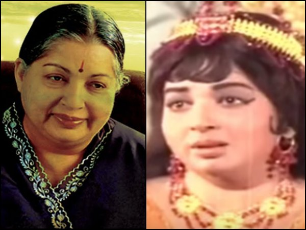 Did You Know? Jayalalithaa Has Acted In A Malayalam Movie!