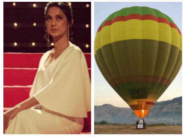 Jennifer Winget Overcomes Her Fear Of Height Through Beyhadh!