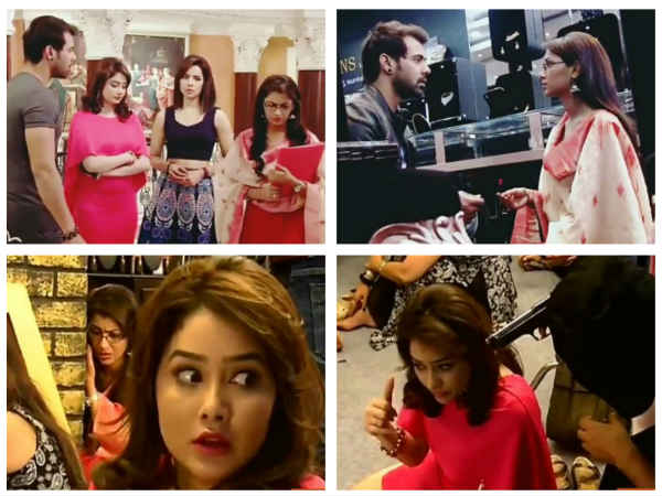 Kumkum Bhagya Spoiler: Goons Attack Jewellery Shop; Abhi, Pragya & Tanu In Trouble!