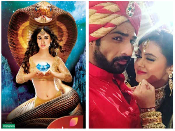 Latest TRP Ratings: Naagin 2 Continues To Rule; Saath Nibhana Saathiya Replaces Shakti At 2nd Place!