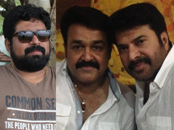 No Plans To Direct A Mammootty-Mohanlal Project: Udayakrishna