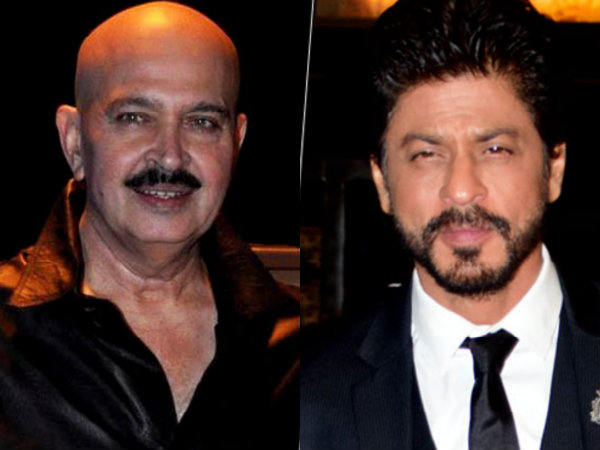 The War Begins! Rakesh Roshan Slams Shahrukh Khan For Deciding To Release Raees On January 25