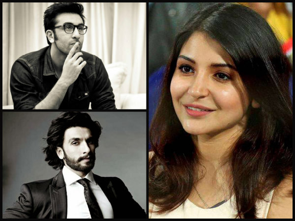 Ranbir Kapoor Or Ranveer Singh, Who Is Better? Anushka Sharma Answers Like A Boss!
