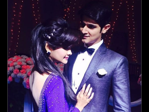 Is Rohan Mehra's Girlfriend Kanchi Singh Insecure About Rohan-Lopa's Closeness?