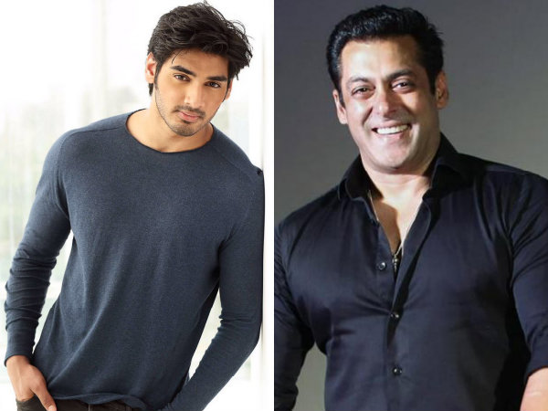 Ahan Shetty Salman Khan
