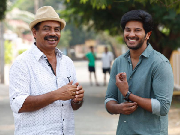 Sathyan Anthikad Amazed By Dulquer Salmaan