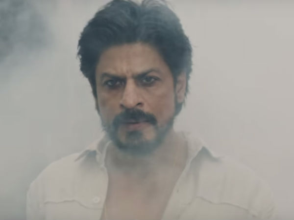Damn! Shahrukh Khan's Raees Trailer Crosses 11 Million Views In Just One Day!