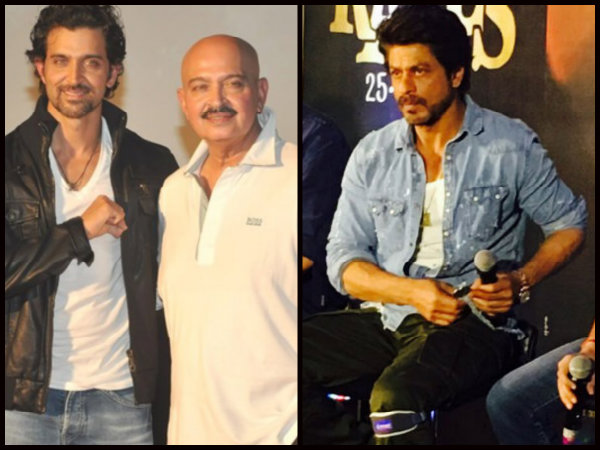 OMG! Shahrukh Khan Says 'I Don't Go By Rules'; Is It Directed At Rakesh Roshan?