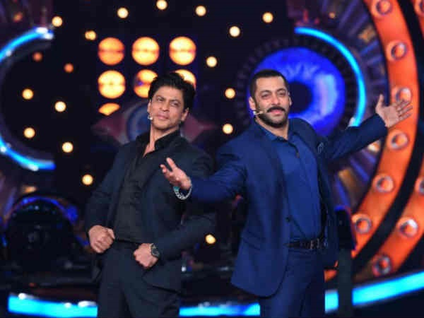 SOME GOOD NEWS! Shahrukh Khan & Salman Khan In A Film Together?, 'It Will Happen'