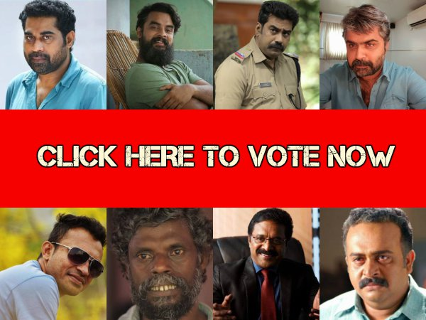 Best Of 2016: Pick Your Choice For The Best Malayalam Actor In A Supporting Role!