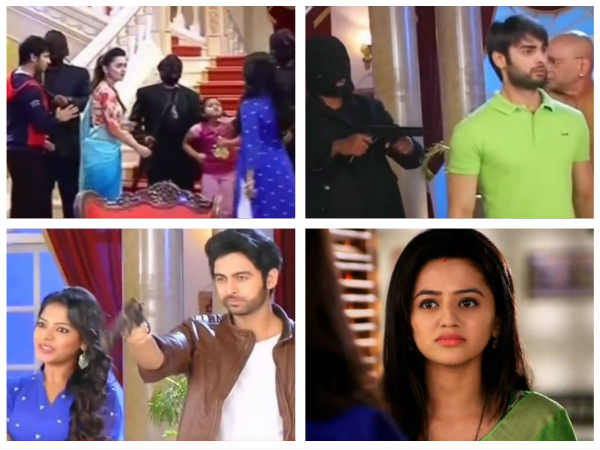 Swaragini Spoiler: Nikhil & Mansi Threaten To Kill Mishka; Swara To Rob A Bank!
