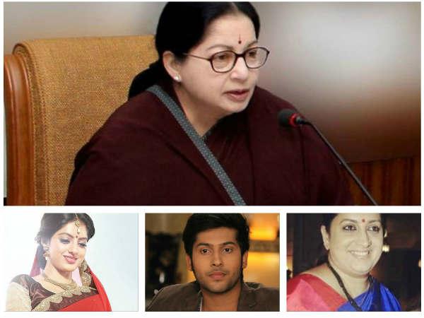 #RIPAmma: Namish Taneja, Smriti Irani, Deepika Singh & Other TV Celebs Mourn Jayalalithaa's Death