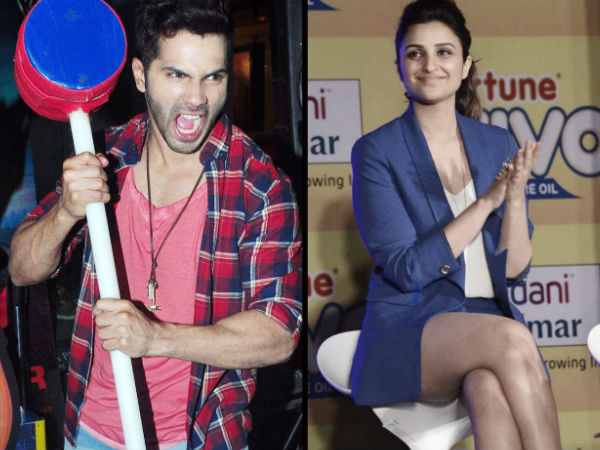 Is Varun Dhawan Miffed With Parineeti Chopra Over Her Remarks On Koffee With Karan?