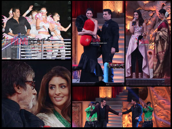 Inside Pics: Shahrukh Khan, Salman Khan, Deepika Padukone & Others Dazzle At Star Screen Awards