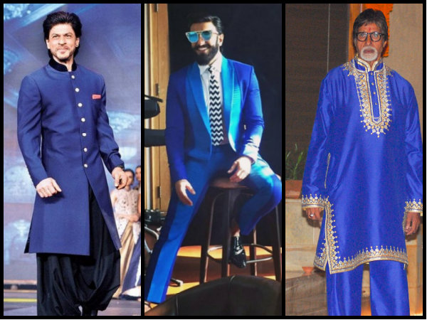 Find Out! What's Common Between Ranveer Singh, Amitabh Bachchan & Shahrukh Khan?
