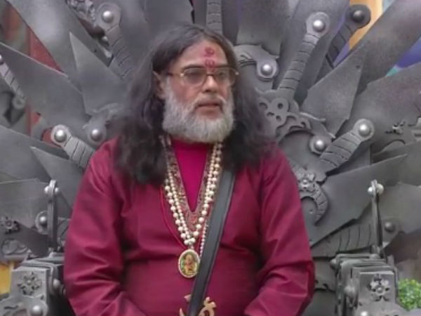 Bigg Boss 10 contestant Om Swami evicted