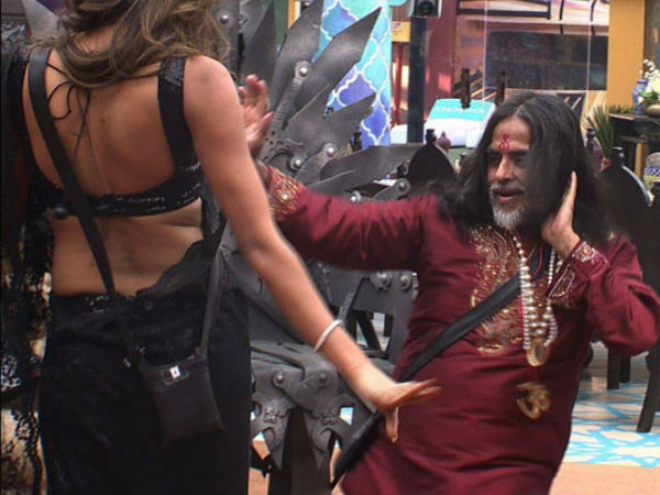 People abuse Swami OM after his exit from Big Boss