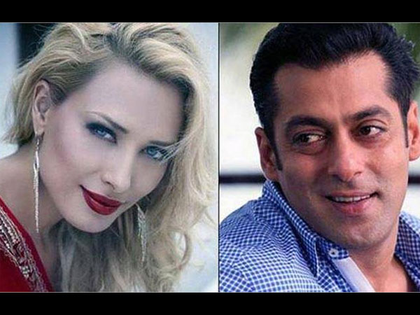 Here's What Salman Khan Did After Getting To Know About Iulia's Insecurity