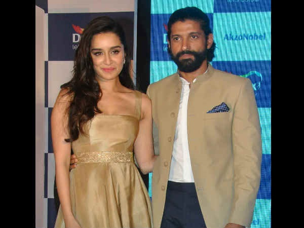 On Rumours About Shraddha Moving In With Farhan Akhtar