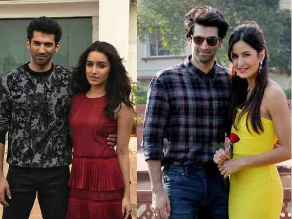 Aditya On Reports Of His Link-Up With Shraddha Kapoor And Katrina Kaif
