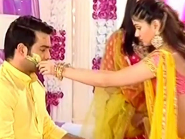 Shakti Spoiler: Surbhi & Harman Get Married