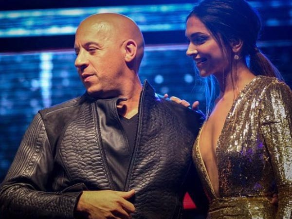 Vin Had Also Complimented Deepika