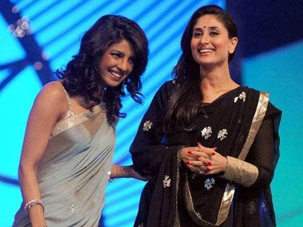 Kareena Too Praised Priyanka