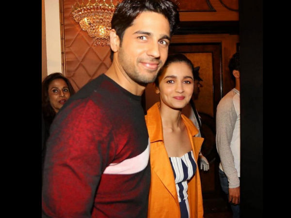 In Pic: Alia & Sid At The Book Launch