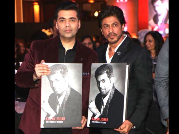 In Pic: Shahrukh With Karan