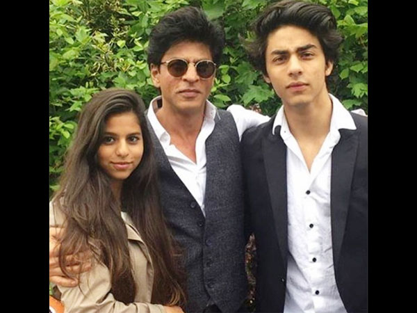 Must Read! How Aryan Khan Reacts After Seeing Shahrukh Khan Romancing Actresses On Screen