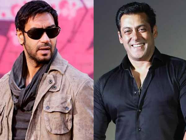 Miffed Ajay Devgn refuses writing Salman Khan an emotional message