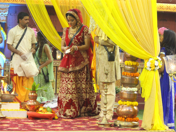 Grand Party After Marriage