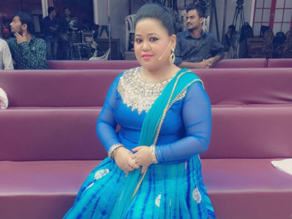 Bharti Singh Denies Engagement With Haarsh