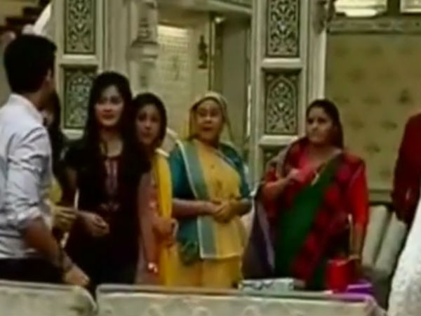 Naksh With Family Members