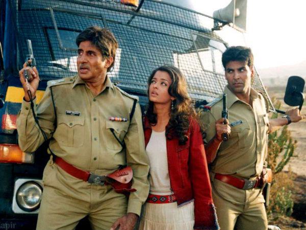 Image result for aishwarya and amitabh khakee