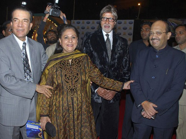 Amar Singh's Row With The Bachchans