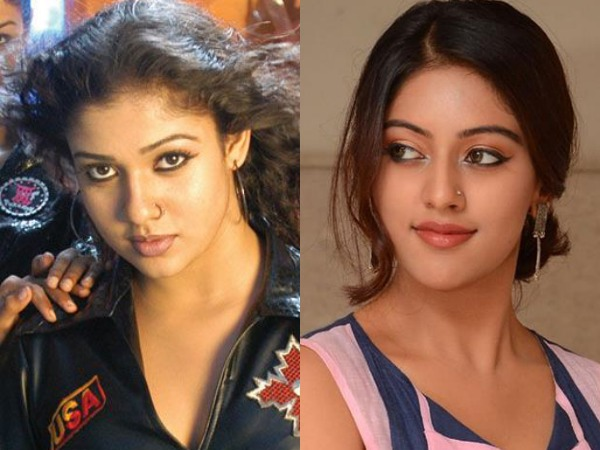 Anu Emmanuel As Chithra