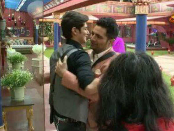 His Friends In Bigg Boss House