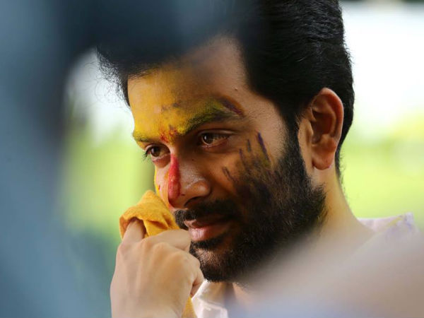 Prithviraj As Ravi Varma