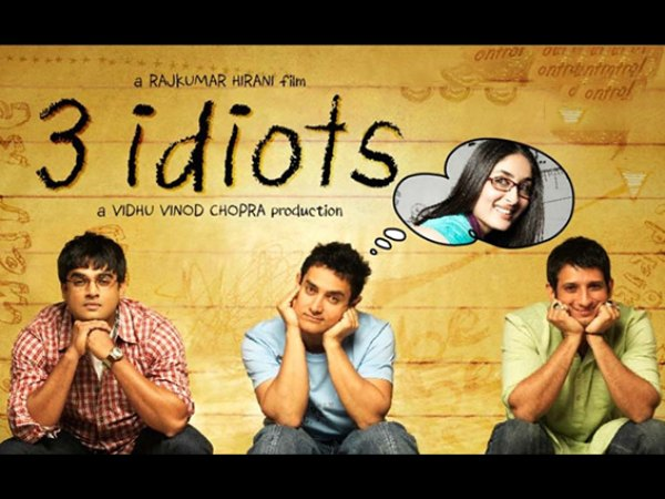 Mollywood Retake: What If Aamir Khan's 3 Idiots Is Remade In Malayalam?