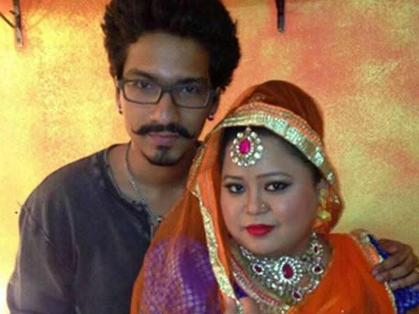 Laughter Queen Bharti Singh Secretly Engaged To Long-time Beau Haarsh Limbhachiya?
