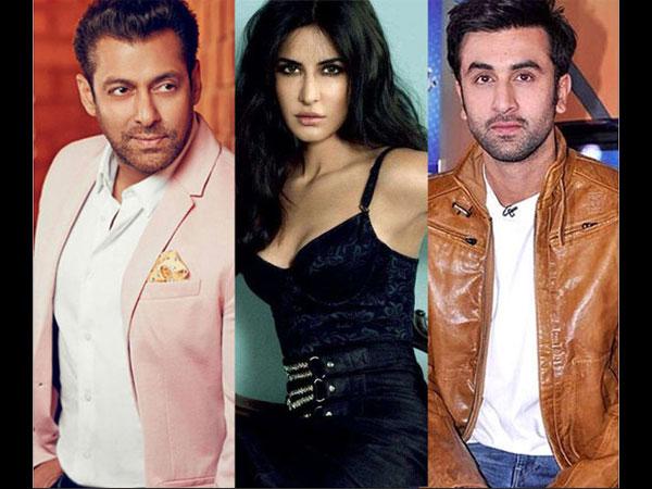 Katrina Kaif Taking Tips From Ex Boyfriend Salman Khan ...
